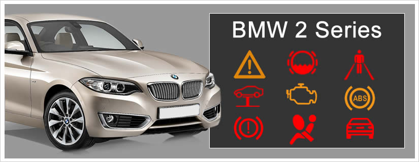 BMW 2 Series Dashboard Warning Lights + Symbols Explained