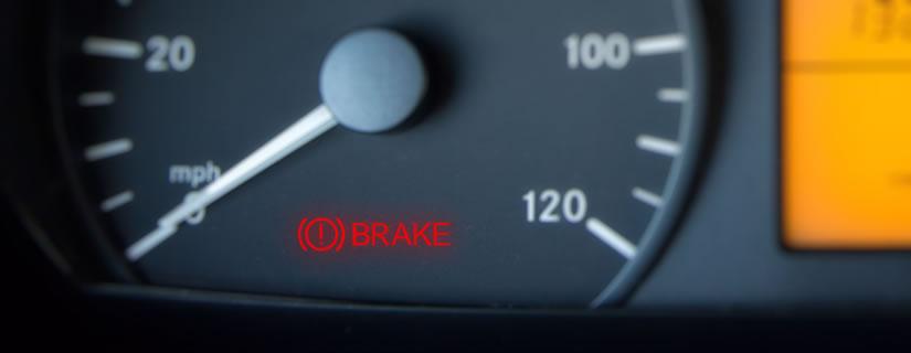 Mercedes Sprinter Brake Warning Light - DASH-LIGHTS.COM