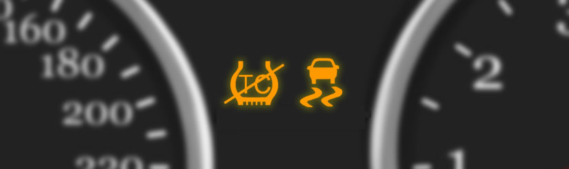 Traction Control Light Failing the MOT