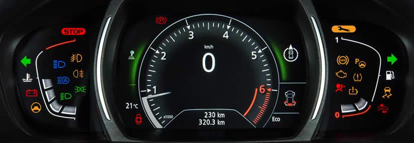 Renault KADJAR Complete Dashboard Lights Guide
