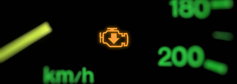 Reduced Engine Power Warning Light