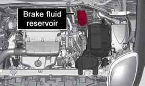 Alfa Romeo MiTo Brake Fluid Reservoir