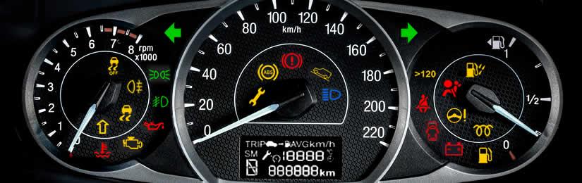 Ford Figo Dashboard Warning Lights