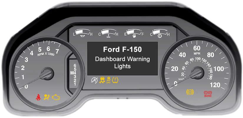 Ford F-150 Dashboard Warning Lights