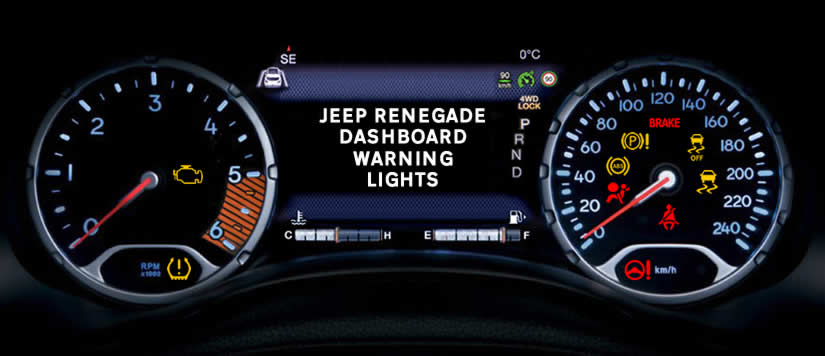 Jeep Dashboard Warning Lights Explained